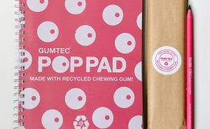 Gum-tec Pop Pad (Pink) and Pencil Pack **OUTSIDE OF UK**