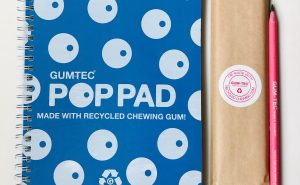 Gum-tec Pop Pad (Blue) and Pencil Pack **OUTSIDE OF UK**