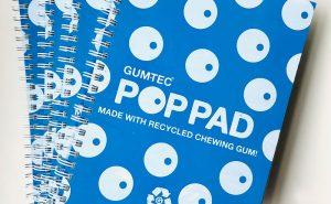 Gum-tec Pop Pad Blue